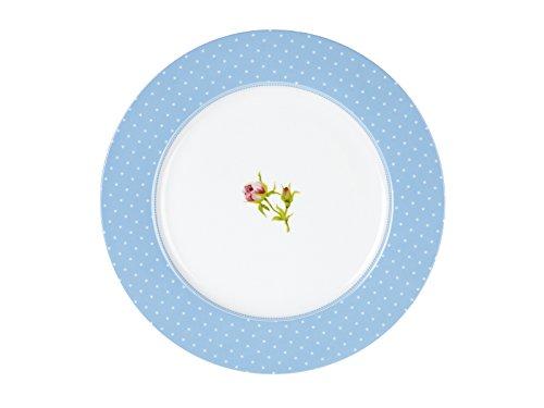 CREATIVE TOPS Katie Alice English Garden Porzellan-Teekanne, 6 Tassen, 1300 ml (46 FL Oz) Garden Teekanne