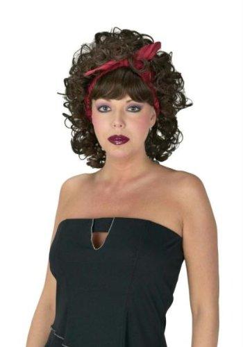 Halloween Kostüme Cosplay Wig Perücke Haar für Maskerade Make-up Party (Sexy Piraten Haar)