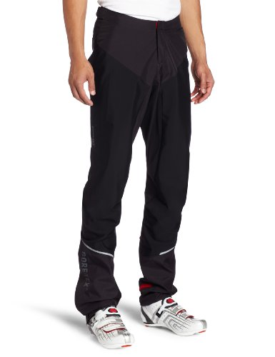 GORE BIKE WEAR Herren Active Hose Fusion 2.0 Gore-Tex, Black, S, TGFUST990007