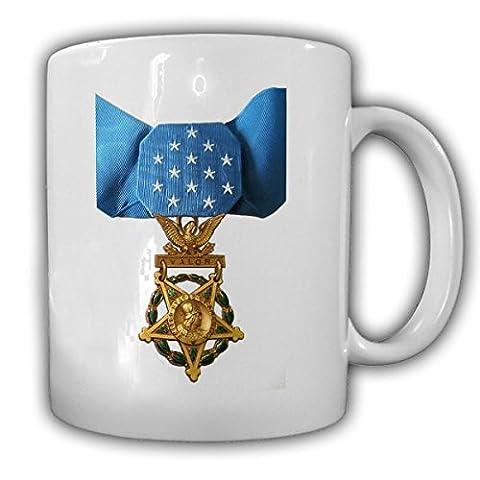 Medal of Honor Army USA US Army ordre honneur américaine Médaille Amérique insigne Médaille Militaire–Tasse à café # 15354