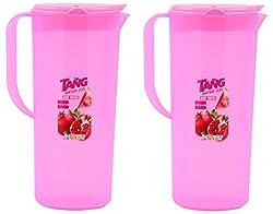 aarohi13 Jug, 2-Piece, 1.5 Liters, Pink