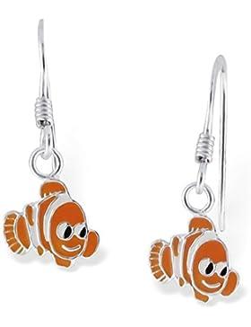 JAYARE Kinder-Ohrhänger Clownfis