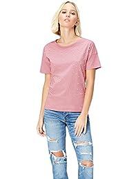 FIND T-shirt Girocollo  Donna