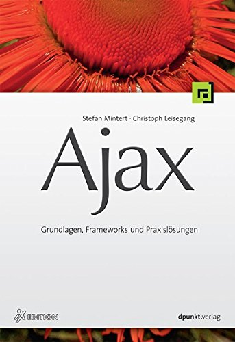 Ajax: Grundlagen, Frameworks und Praxislösungen Buch-Cover