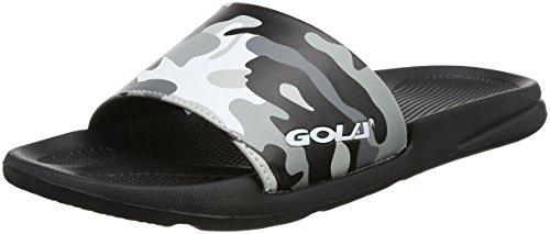 Gola Elko, Chaussures de Plage et Piscine Homme Gris (Grey/camo/white Nz)