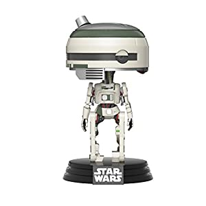 Funko POP Star Wars Red Cup Figura de vinilo 26990