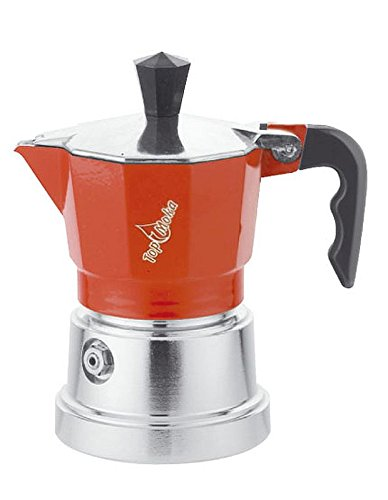 top-moka-1-cup-stove-top-espresso-coffee-maker-pot-red-silver-traditional
