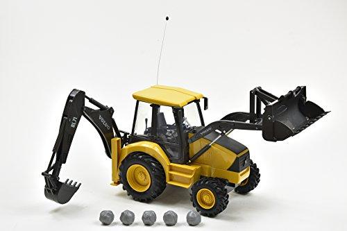 New Ray 87913 Volvo R/C - Tractor de pala teledirigido