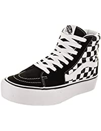 Vans Sk8-Hi Platform 2.0 Black True White