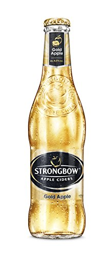 Preisvergleich Produktbild Strongbow Apple Ciders - Gold Apple 4,5% Vol. 4x330ml.