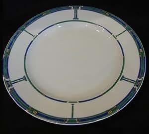 Haviland de limoges derby monceau 6 assiettes plates 22 cm for Linge de maison limoges