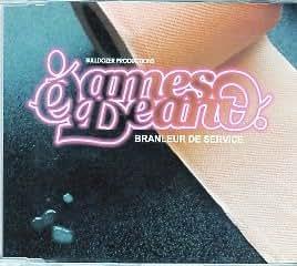 James Deano Branleur de service cd