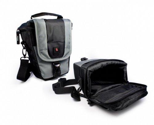 Tuff-Luv ZipNGo/telescopica stile/borsa custodia per fotocamera digitale