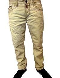 Cipo & Baxx Herren Jeans Hose C-992 Camel