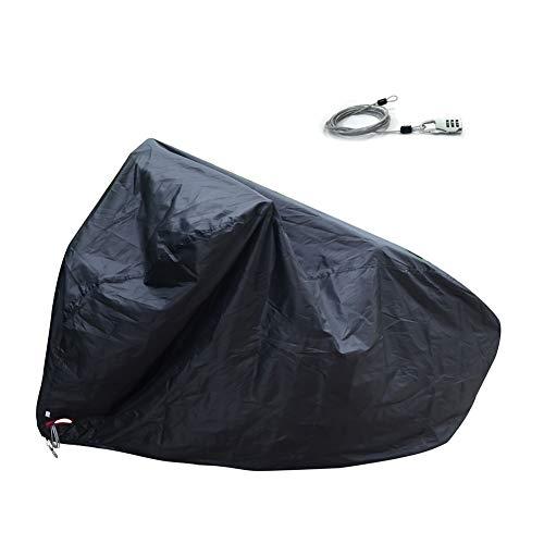 ZWH-Gartenabdeckung Möbelabdeckung Fahrradabdeckung Fahrradbekleidung Autoabdeckung Regenschutz Staubschutz Sonnenschutzabdeckung (Size : 170x60x85cm)