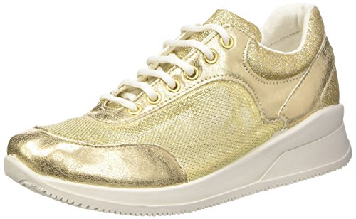 North Star Damen 5498232 Pumps, Gold (ORO), 38 EU