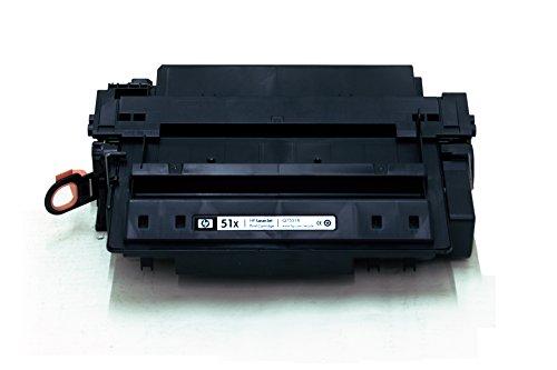 HP Toner ORIGIGNAL Q7551X 51X black 13000 Seiten HP LaserJet M3027 MFP, M3027x MFP, M3035 MFP, M3035xs MFP, P3005, P3005d, P3005dn, P3005n, P3005x - Toner Laserjet Hp P3005n