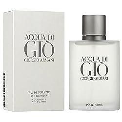 Giorgio Armani Acqua Di Gio Eau De Toilette Pour Homme 50ml with Ayur Product in Combo
