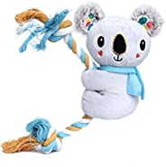 Heads Up For Tails Puppy Play Koala Dog Toy
