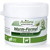 AniForte Wurm-Formel 20g Hunde, Einmalgabe und 100 Prozent natürlich, Bei und Nach Wurmbefall