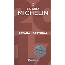Michelin Espagna & Portugal 2017: Hotels & Restaurants (MICHELIN Hotelführer)