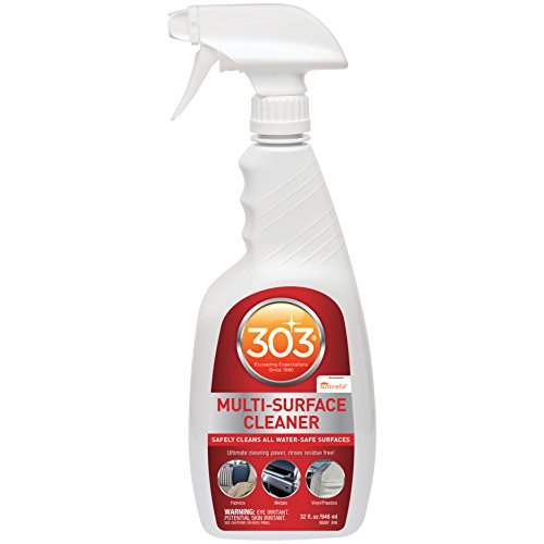 303 Productos 30207 Multi-Surface Cleaner con Tela/Vinilo
