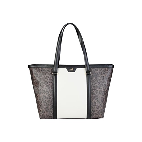 roberto-cavalli-class-signature-collection-borsa-tote-pelle-32-cm-black-offwhite
