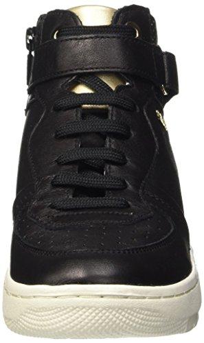 Geox D Nimat A Damen Sneaker Nero