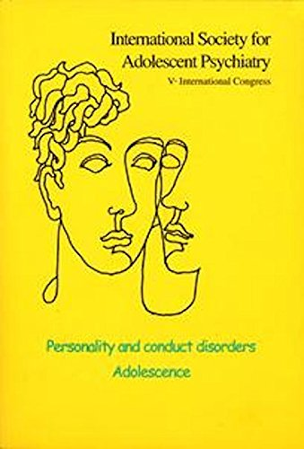 Personality and conduct disorders par Alain Braconnier