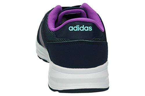 adidas  Cloudfoam Saturn K, chaussure de sport Unisexe - enfant Bleu