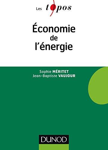 Economie de l'énergie