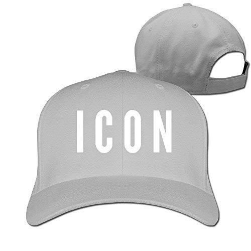 Grande-Side to Side ICON Baseball Hats Snapback ()