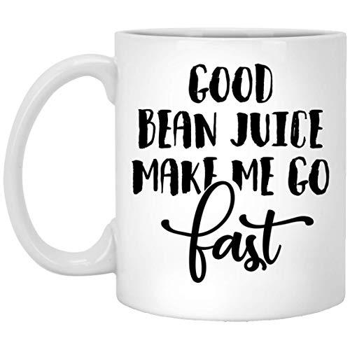 Kaffeebecher, Keramik, 313 ml, Aufschrift