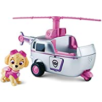 PAW PATROL 6027645 Basic Vehicle Skye Air Dog Helikopter, Mix
