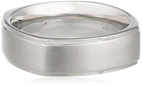 s.Oliver Herren-Ring stärkste Stelle ca. 7 mm Edelstahl Gr. 62 (19.7) 441506