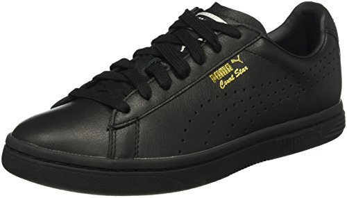 Puma Court Star Nm, Sneakers Basses Mixte Adulte Noir (Black/Black)