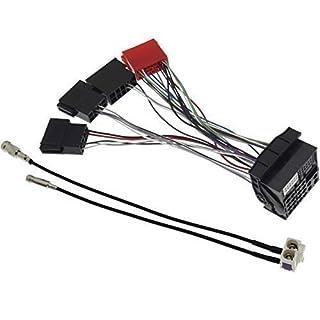 AUDI Einbauset Adapter Antennenadapter Navigation Kabel RNS-E A2 A3 A4 A6 A8 TT