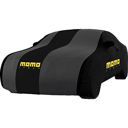 MoMo CC1ML Autos Schicht Bedeckt 001 Größe M Farbe Schwarz/Grau