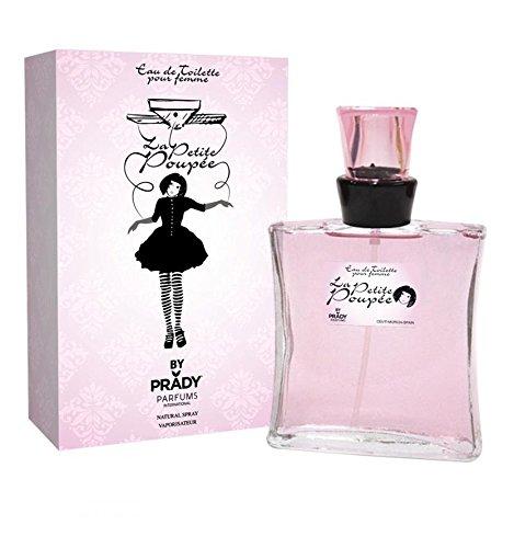 La petite Poupée - Parfum Femme generique / Inspiré par la prestigieuse parfumerie de Luxe / Eau De Toilette 100ml - Licences Discount ( Livraison Gratuite ) - Pas cher / bas prix / Destockage