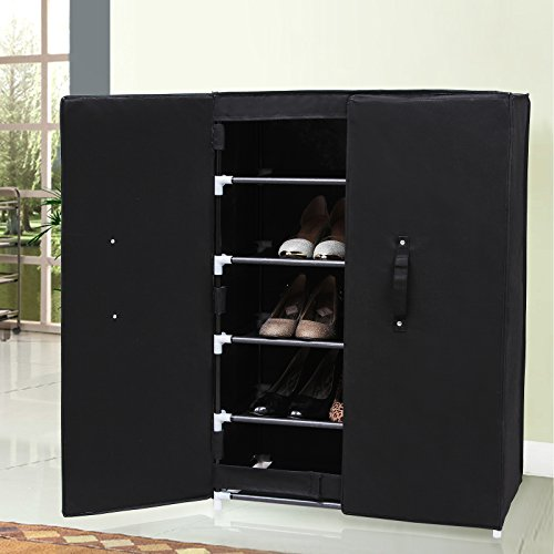 schuhschrank schwarz bestseller shop f r m bel und. Black Bedroom Furniture Sets. Home Design Ideas