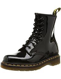 DR. MARTENS encajes de zapato unisex 3989 LISA talla 39 NEGRO kVkDXxr