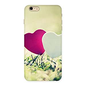 Cute Couple Heart Back Case Cover for iPhone 6 Plus 6S Plus