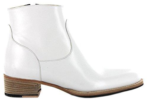 FREE LANCE LEGEND 4 ZIP BOOT - Bottines / Boots - Femme Blanc