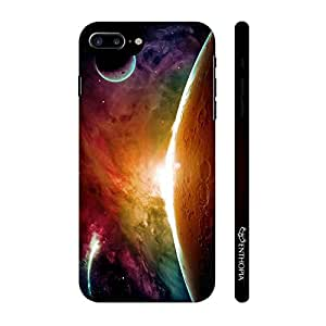 Enthopia Designer Hardshell Case Sun From The Moon Back Cover for Apple Iphone 7 Plus