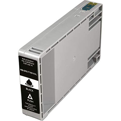Ampertec - Cartuccia per Epson C13T789140, colore: Nero