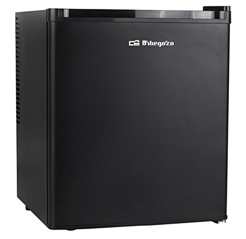 Orbegozo NVE 4500 B - Nevera eléctrica portátil (70 W, 38 l), color negro