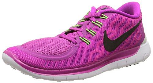 low cost 60a6b a5a42 Nike Free 5.0, Zapatillas de Running Para Mujer, color multicolor (fuchsia  flash