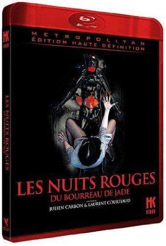Les Nuits Rouges Du Bourreau De Jade - Blu-ray
