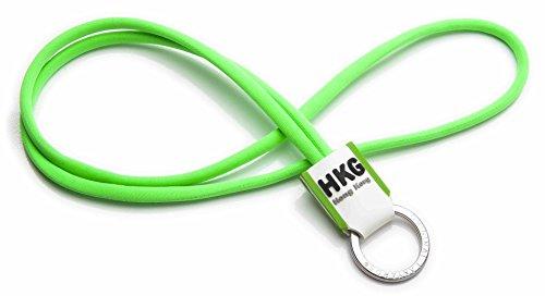 Original Lanyards® FREQUENT Flyer Stylisches Länder Schlüsselband, Schlüsselanhänger, Lanyard in 15 Motiven erhältlich - (Made In Portugal) HKG - Hong Kong