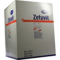 ZETUVIT Saugkompressen unsteril 20x20 cm 30 St Kompressen preisvergleich bei billige-tabletten.eu